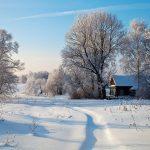 У грудні сонце – на літо, а зима – на мороз
