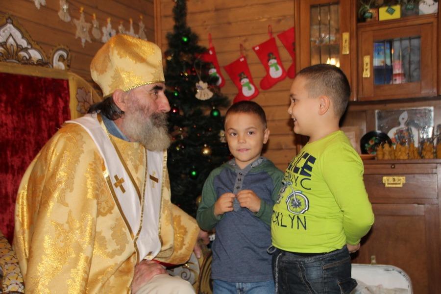 Естафета добра від  Святого Миколая