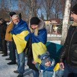 Соборна Україна – одна: полтавський «живий ланцюг єднання»