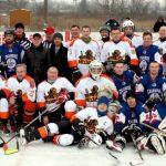 Льодові баталії поблизу Полтави: турнір пам'яті Валерія Щербини