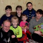 П'ять донечок-сонечок i синочок – щастя промінчик