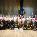 Гімназисти зібрали благодійну допомогу для українських воїнів