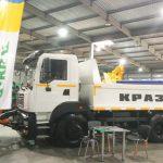 """""""HeavyDuty 2018"""": підсумки та сподівання вітчизняного виробника – заводу """"КрАЗ"""""""