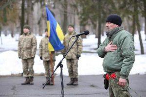 Добровольці – совість і щит України