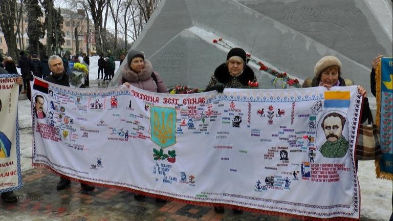 """""""Свою Україну любіть. Любіть її… во врем'я люте…"""""""