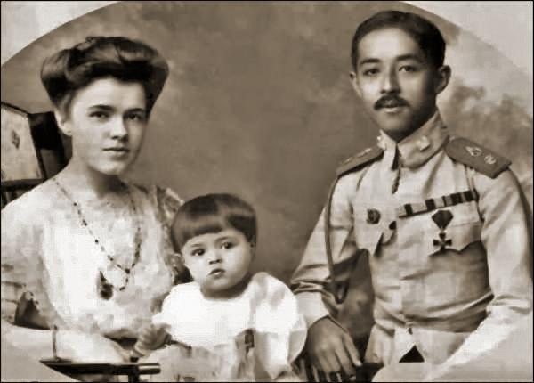 Катя і принц Сіаму