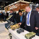 «КрАЗ» на «DSA-2018» відпрацьовував  ринок Південно-Східної Азії