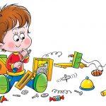 Чому дитина ламає іграшки, і що з цим робити?