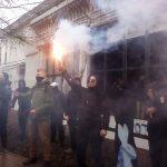 Протестна акція минула. Прибудова без вікон – стоїть