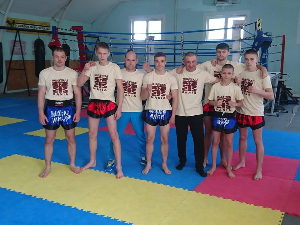 Успіхи миргородських спортсменів