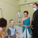 Таїнство доброти У Полтаві відбувся ярмарок на підтримку онкохворих дітей