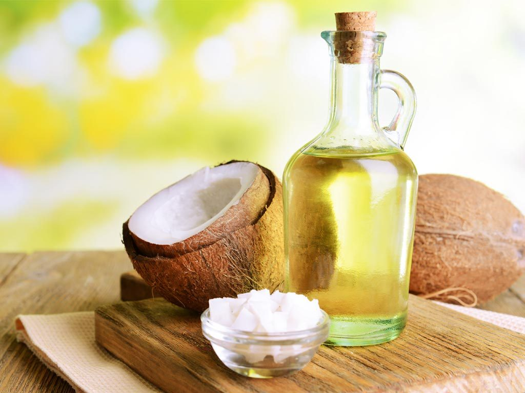 Кокосове масло в домашній косметології
