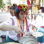 Фестиваль полтавської галушки став міжнародним