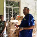Гуманітарна допомога для шпиталю