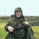 """Сергій БУЛЬБАХА: """"Ми, демобілізовані військовики, й у мирному житті залишаємося у бойовій готовності"""""""