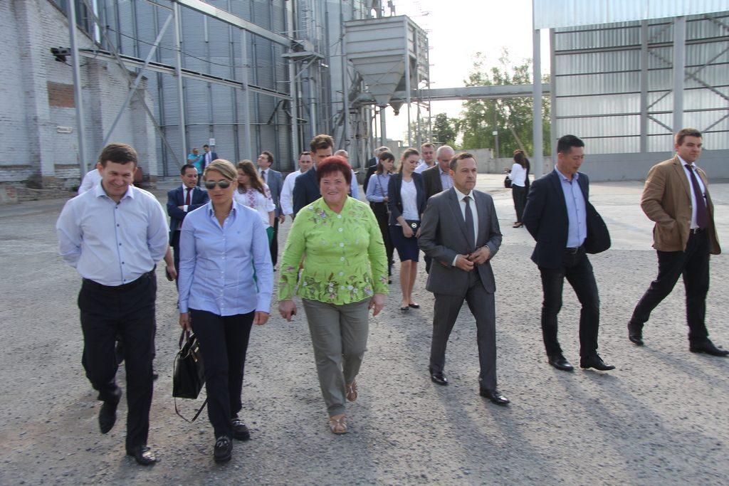 """Агрофірма """"Маяк"""":  світові стандарти виробництва  і продукції"""