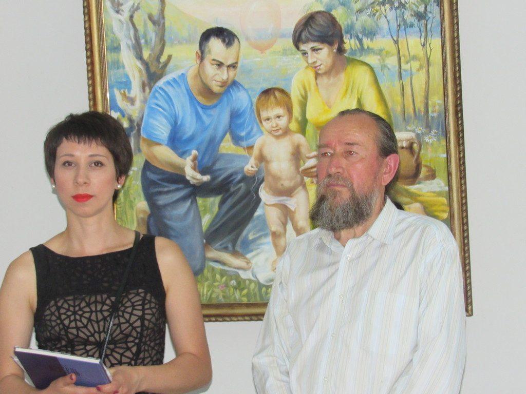 """""""Сімейні цінності"""" батька і доньки"""