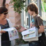 Громадські роботи для  старшокласників і студентів