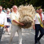 Аграрії Кобеляцького краю  відсвяткували обжинки