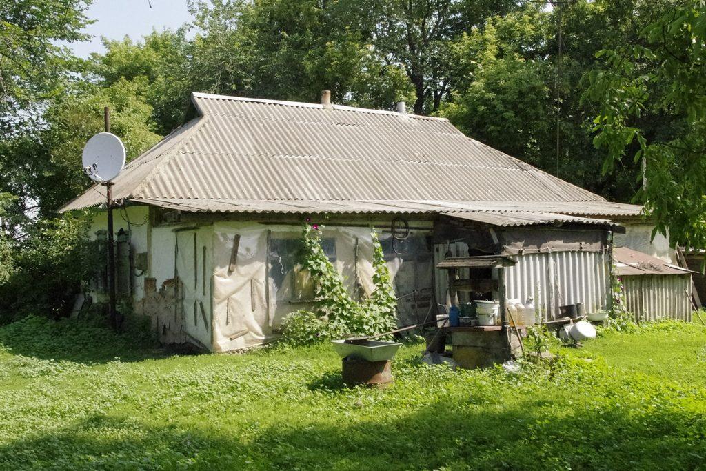 Село, де одна хата