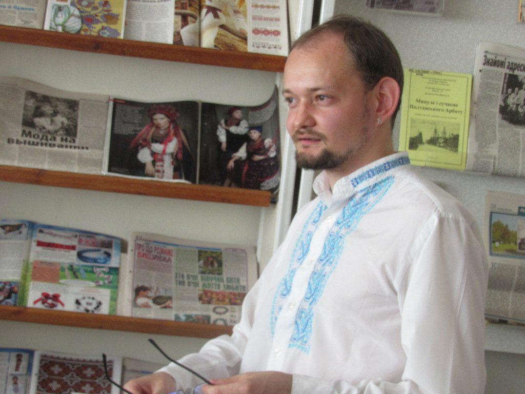 """""""Театральне закулісся"""" із Тарасом Духовним"""