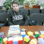 Захоплення –  кубик Рубика