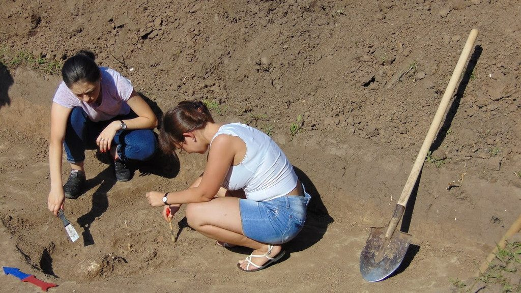 Нові відкриття й артефакти Більського городища