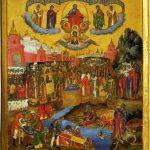 Потрійне свято та початок Успенського посту