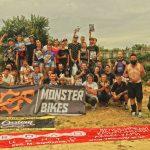 Змагання у Хоролі зібрали велоекстремалів з усієї України