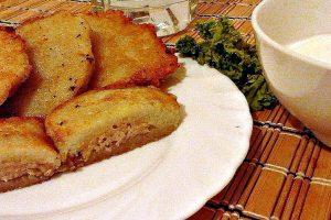 Апетитні страви з картоплі