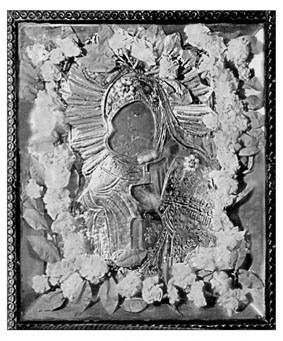 Володимирська Пушкарівська  ікона Божої Матері