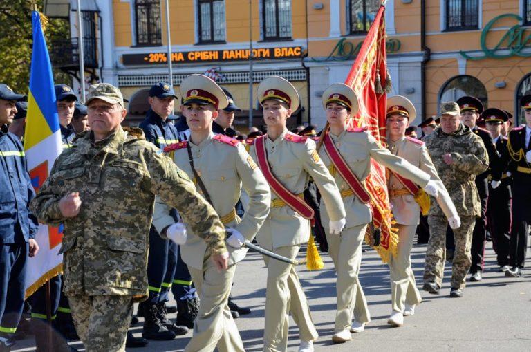 Присяги й марші на козацьку Покрову