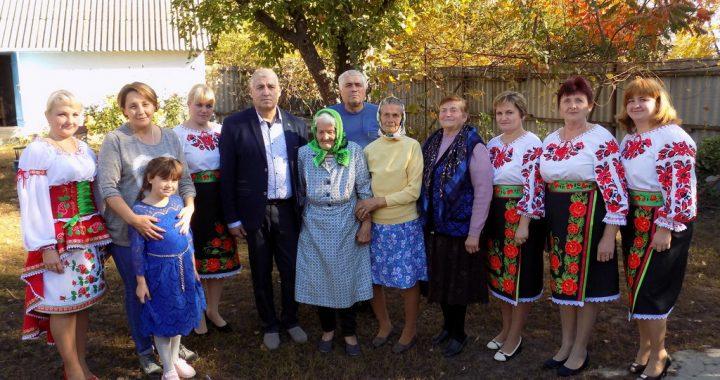 Бабусина ніжність – онукам