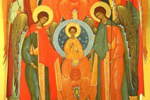 Собор Архістратига Михаїла  й інших Небесних Сил безплотних