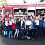 Дітворі – про професію пожежника