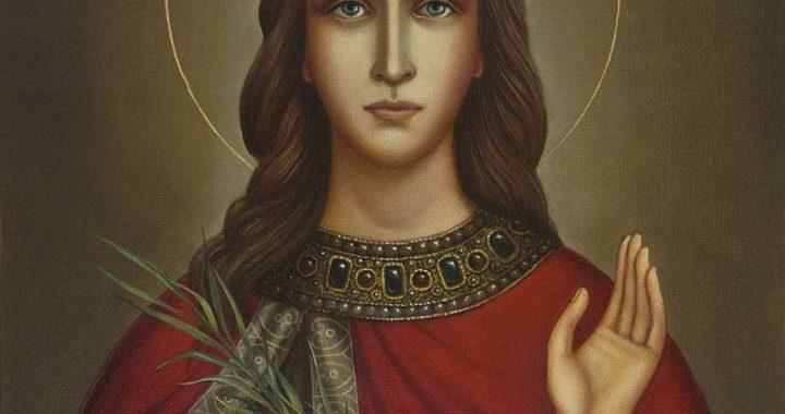 Свята великомучениця Катерина