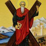 Святий Апостол Андрій Первозваний,  основоположник Церкви Христової в Україні