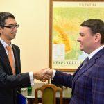 Аргентинці вивчають  бізнес-клімат на Полтавщині