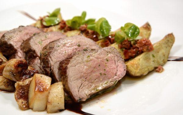 Печеня з яловичини