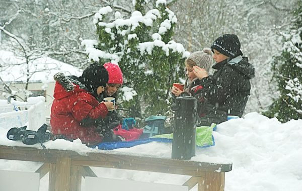 Зимові історії юних фантазерів