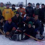 Хокейний збір сільських аматорів
