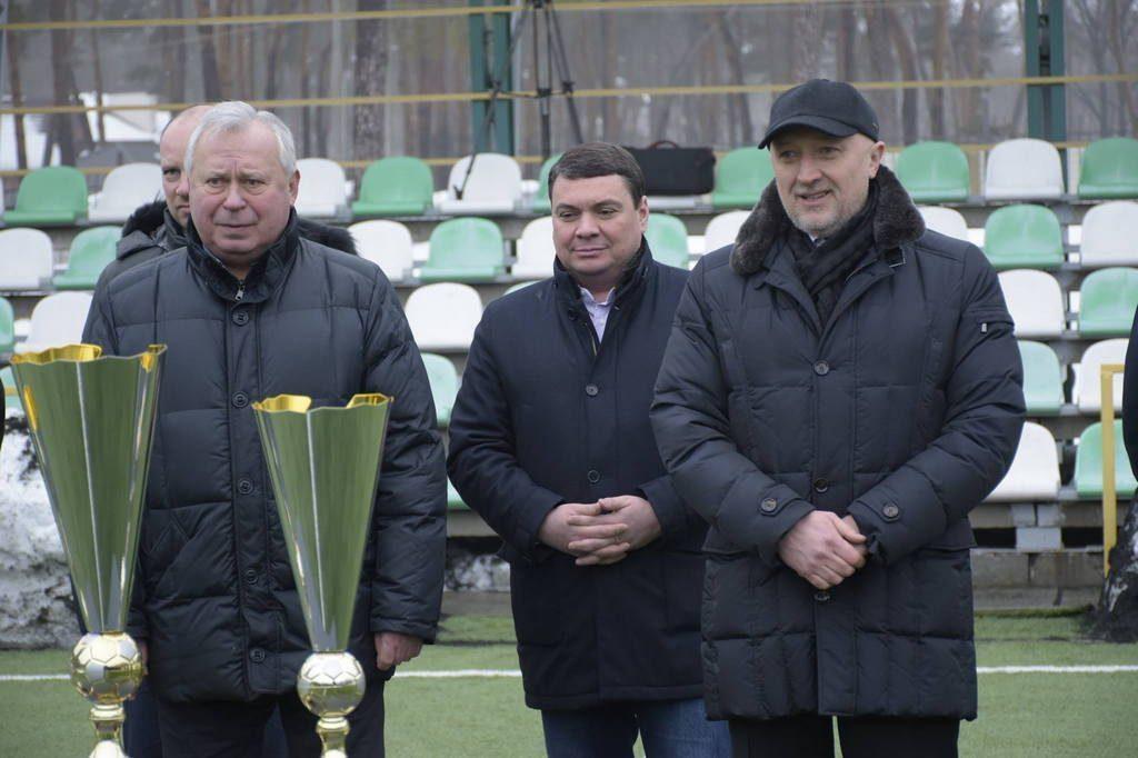"""Зимовий турнір """"літньої"""" гри"""
