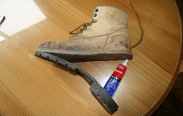 Ремонтуємо взуття самостійно