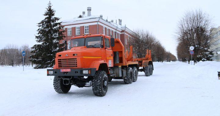 Нові трубовози КрАЗ-6322  відправлять замовникам