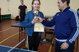 Настільний теніс, натхнення і мрії