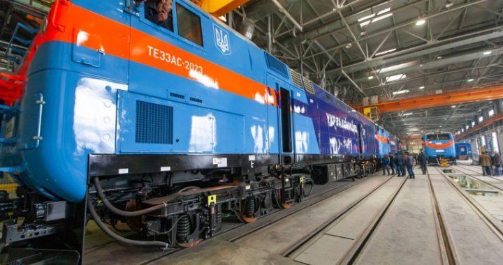 Дооснащення локомотивів General Electric завершується
