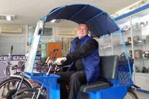 Електротранспортне майбутнє: від двоколісного байка до триколісного ваговика