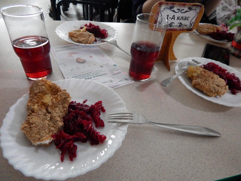 Путря, шпундра, мінестроне, або Нове меню шкільних їдалень для здорового харчування учнів
