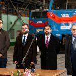 Крюківські вагонобудівники завершили першу чергу проекту з доопрацювання тепловозів General Electric