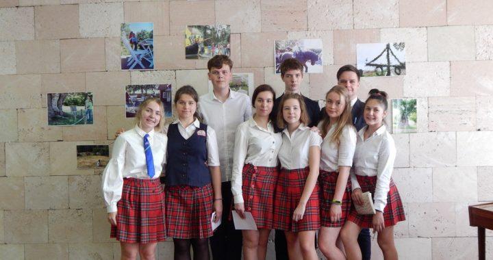 """Європейський формат освіти:  школі """"Паросток"""" – 25"""